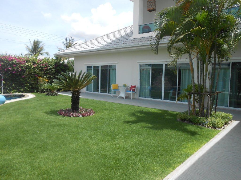 The lees exklusiv pool villa 4 sovrum soi 88 nära city hua hin