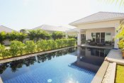 3 Bed Luxury Villa fully furnished to a high standard 10 Minutes West of Hua Hin town