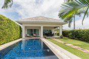 2 Bed Pool Villa on Completed Development Hua Hin