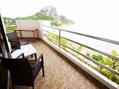 100 sqm 2 bed at the beach Takiab Beach Hua Hin