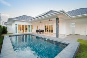 Aria new built pool villa 180 sqm soi 88 up Hua Hin