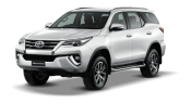 Toyota Fortuner Automatic 7 seat