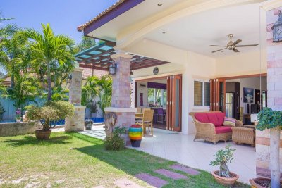 Orchid Paradise Homes OPV30 pool villa near city Hua Hin