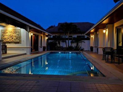 Luxury Pool villa for sale in Hillside Hamlet Hua Hin