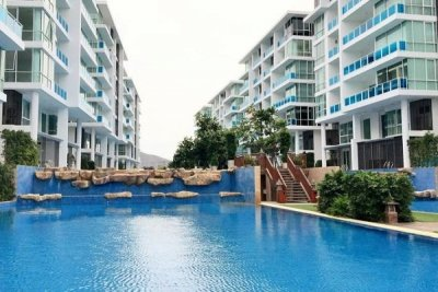Great Quality 2 Bed Condo with Great Views Hua Hin
