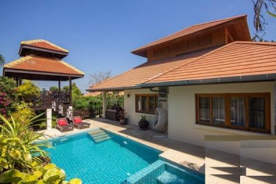 Luxury Villa With Pool 5 Minutes Drive South of Hua Hin Centre