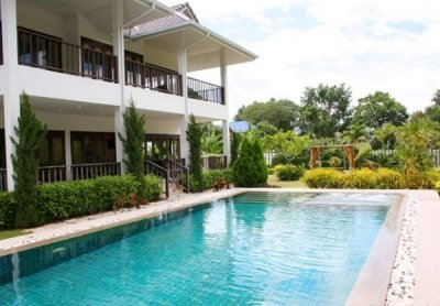 Luxury Pool Villa With Great Views5 Mins Drive West from Hua Hin Center