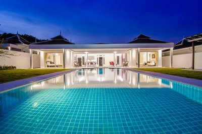 Falcon hill pool villas soi 102 Hua Hin