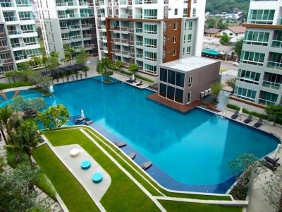 Seacraze 2 bedroom apartment in Hua Hin Takiab Beach
