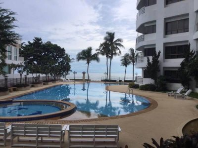 Condo Rabiangchan 15 floor 62 sqm on the beach Hua Hin