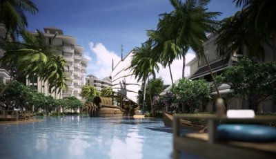 Condo between Hua Hin, Cha-Am beach