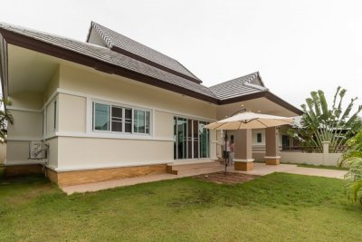 3 Bed Villa on Completed Development 15 Mins West from Hua Hin Centre