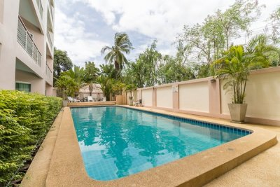 Flametree Residence prime Location 2 Bed Condo with Great View Hua Hin