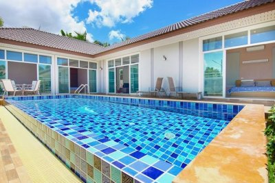 Pool villa soi 88 near city Hua Hin
