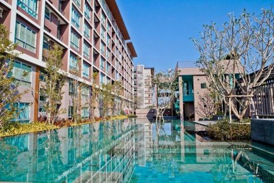 Baan Khun Koey nice apartment downtown Hua Hin