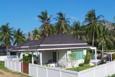 New built pool villa Dolphin Bay Sam Roi Yot Pranburi