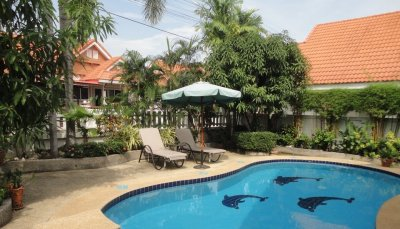 Nice pool villa in Hua Hin