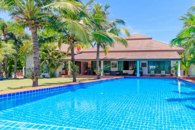 Palm hills golf club big house 5 bed 500 sqm Hua Hin
