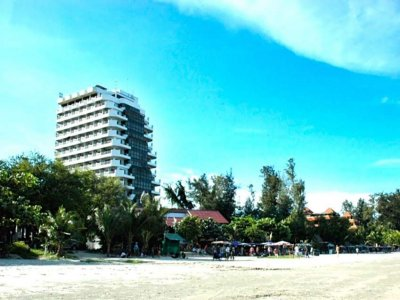 Bluewave apartment 74 sqm Takiab beach Hua Hin