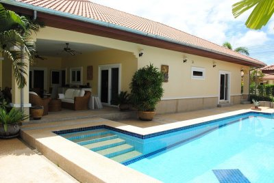 Wonderful pool villa 228 sqm 102 Soi Hua Hin
