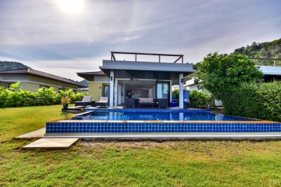Hua Hin Lovely 3 Bed Pool Villa with sea and mountain views