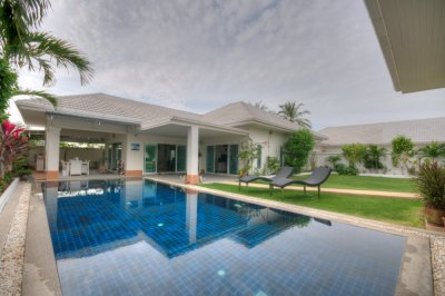 Great design pool vill 4 bed Hua Hin