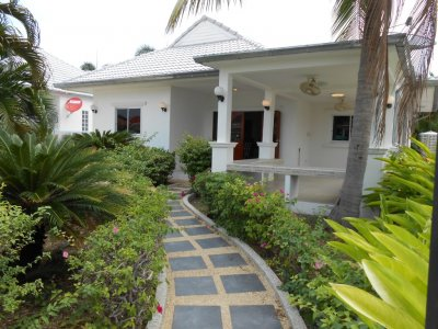 Tropical garden village 125 sqm near Palm hills golfclub Hua Hin