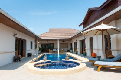 West Hua Hin Pool Villa soi 88