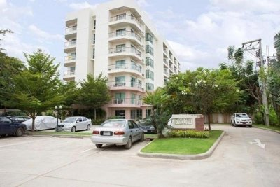 FlameTree Residence HuaHin : Prime Location 2 Bed Condo with Great View