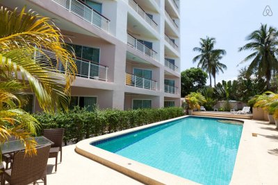 Hua Hin luxury apartment 2 bedroom soi 96