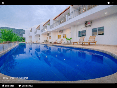 Townhouse whit pool in Black Mountain Hua Hin