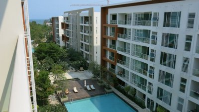 The Breeze condo with pool Hua Hin