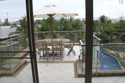 Blue Lagoon Sheraton apartment 150 sqm 2 bed 2 bath Hua Hin