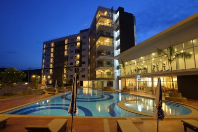 Newly built apartments near city Hua Hin