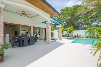 Paradise Homes new build pool villa 129 sqm Hua Hin