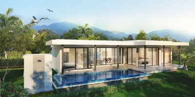 Pool villa in resort south of Hua Hin 10 minutes city