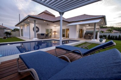 Mali Signature luxury pool villa soi 112 Hua Hin
