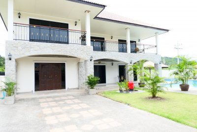 Big pool villa 350 sqm Vineyard Hua Hin
