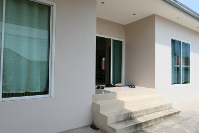 Pool villa 200 sqm near city Cha-Am