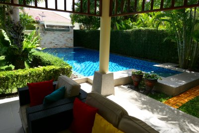 Orchid Palm Home pool villa soi 88 up Hua Hin