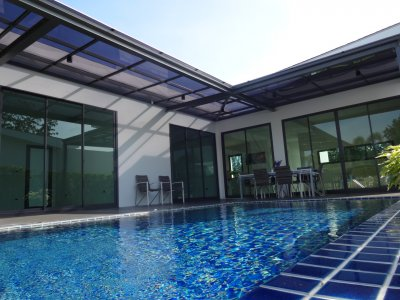 Pool villa 270 sqm between Hua Hin and Pranburi