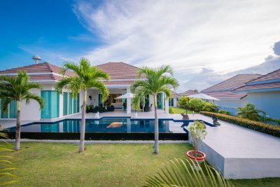 Residence pool villa Jay 296 sqm West Hua Hin