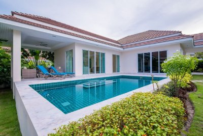 Woodlands Residence new built pool villa 165 sqm Hua Hin