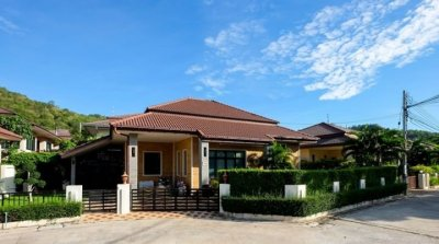 Wonderful 3 bedroom Pool Villa Hua Hin