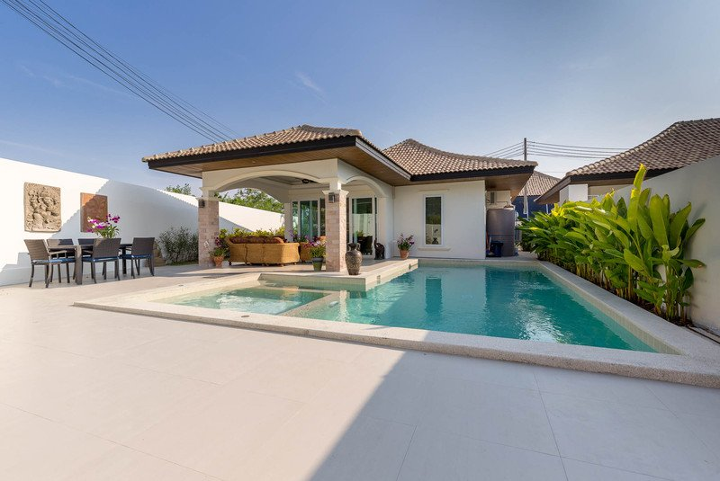 Orchid paradise homes opv211 hua hin for Terrace 90 hua hin