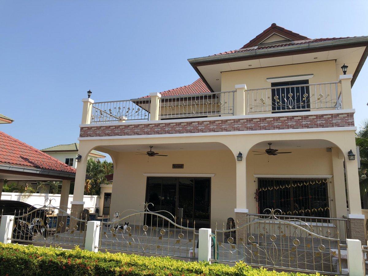 Big pool villa 250 sqm soi 6 hua hin 8 5 mb now 6 5 mb for 8 villas hua hin